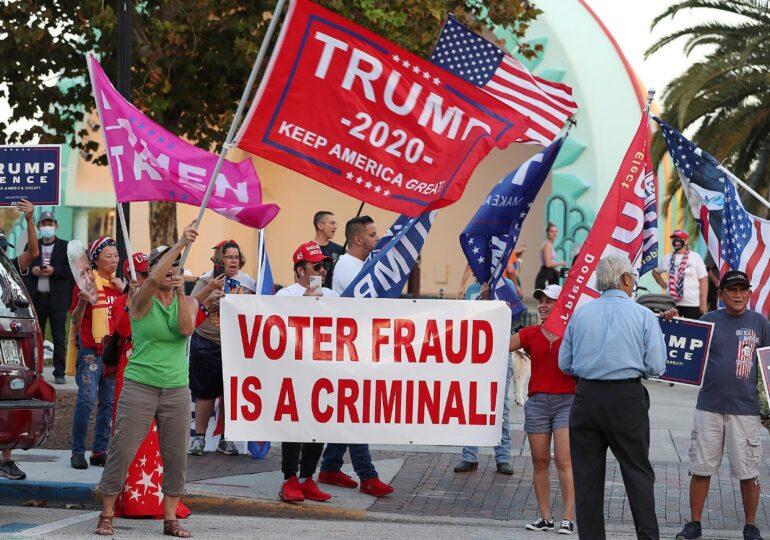 Ali Biden şi cele 100 de fraude electorale